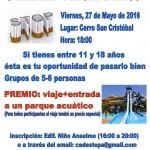 """Gymkana """"Día Sin Tabaco"""" en Estepa"""