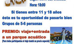 Gymkana «Día Sin Tabaco» en Estepa