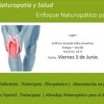 Jornada sobre naturopatía y salud en Estepa