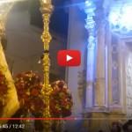 Virgen de Los Remedios en la iglesia del Carmen el Domingo de Octava 2016
