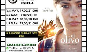 Cine en Estepa: «El Olivo»