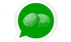 Apoya al polvorón de Estepa para que sea un icono de WhatsApp