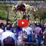 Vídeos de la Romería de San José Obrero 2016