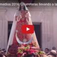 Vídeos de la Virgen de los Remedios en el interior y exterior de la iglesia de los Remedios de Estepa (Sevilla) durante el Lunes de Subía, en el que las devotas pasean a la virgen por la iglesia y pórtico antes de la subida al camarín. Más vídeos de esta festividad única en Andalucía en el Canal de Youtube de Visitestepa.