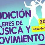 Audición en Estepa: «Talleres de música y movimiento»