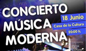 Concierto de Música Moderna en Estepa