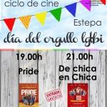 Ciclo de cine en Estepa con motivo del Día del Orgullo LGTBI