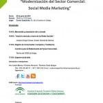 Jornada en Estepa sobre la Modernización del Sector Comercial: Social Media Marketing