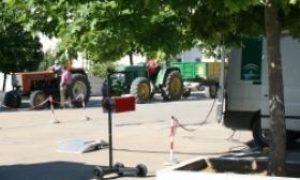 ITV Agrícola en Estepa el 12 y 13 de julio