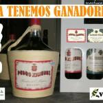 ¡Ya tenemos ganadores del Sorteo de Feria de Bodegas Machuca y Visitestepa.com!