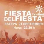 """""""Fiesta del Fiesta"""" de Canal Fiesta Radio en la Feria de Estepa"""