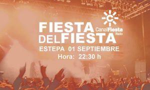 «Fiesta del Fiesta» de Canal Fiesta Radio en la Feria de Estepa