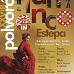 XXVIII edición del Polvorón Flamenco de Estepa 2016