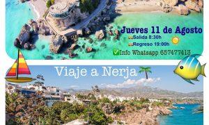Viaje de un día a Nerja desde Estepa