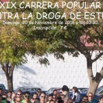 XIX Carrera Popular contra la droga en Estepa
