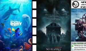 Cine en Estepa: Cartelera del 24 al 27 de septiembre
