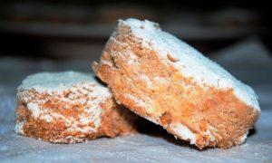 Recetas de la comarca de Estepa: Polvorones de almendra