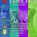 "V Festival Solidario ""PROYECTO ESPERANZA"" a beneficio de Cáritas Interparroquial"