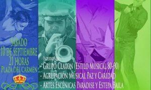 V Festival Solidario «PROYECTO ESPERANZA» a beneficio de Cáritas Interparroquial
