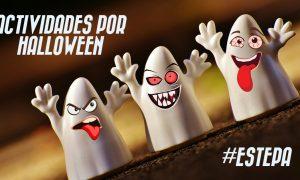 Actividades con motivo de Halloween en Estepa