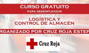 Cruz Roja Estepa organiza un Curso Gratuito sobre Logística y Control de Almacén