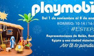 Exposición de Playmobil en Estepa