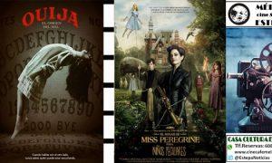Cine en Estepa: «Ouija» y «Miss Peregrine. El hogar para niños peculiares»