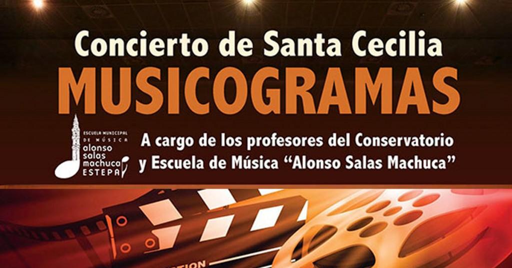 Concierto en Estepa con motivo del Día de Santa Cecilia