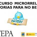 """III Concurso de Microrrelatos """"Historias para no beber"""" en Estepa"""