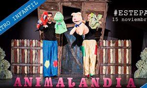 Teatro Infantil en Estepa: Barakatemus presenta «La historia de Pato»