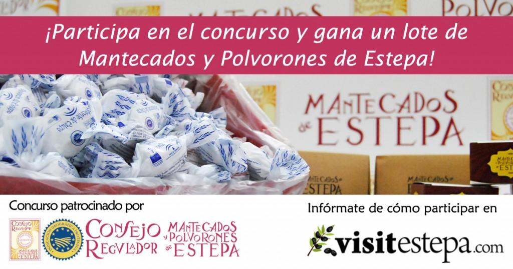 Bases del concurso IGP Mantecados y Polvorones de Estepa - Visitestepa