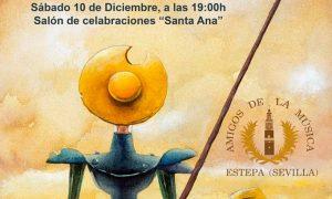 Teatro Musical en Estepa: «El Ingenioso Hidalgo»