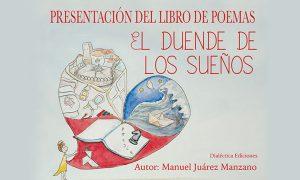 Presentación en Estepa del poemario «El duende de los sueños»