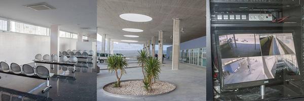 La Estación de Autobuses de Estepa abre sus puertas