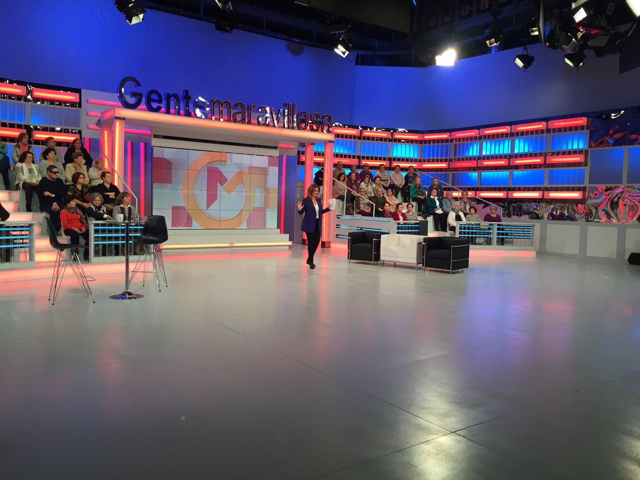 Los estepeños asistirán como público al nuevo programa de Toñi Moreno