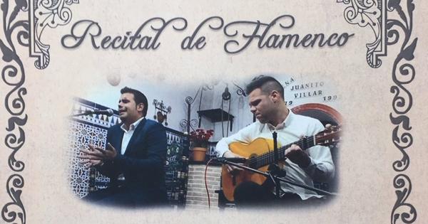 Recital de Flamenco el 22 de enero en Estepa