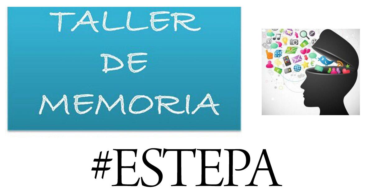 """Abierta inscripción en el """"Taller de Memoria"""" en Estepa"""