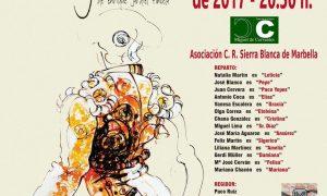 Teatro benéfico en Estepa: «Un marido de ida y vuelta»