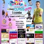 Master Class de Zumba Solidario en Estepa