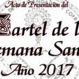 El Consejo General de Hermandades y Cofradías invita a cofrades y fieles a participar en el Acto de Presentación del Cartel de la Semana Santa de Estepa 2017.