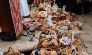 Bendición de Roscas y Hornazos de San Blas en Estepa 2017 (Horarios e iglesias)
