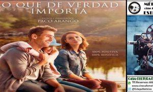 Cine Solidario en Estepa: «Lo que de verdad importa»