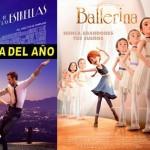 """Cine en Estepa: """"La, La, Land. La ciudad de las estrellas"""" y """"Ballerina"""""""