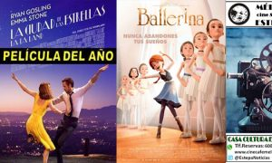 Cine en Estepa: «La, La, Land. La ciudad de las estrellas» y «Ballerina»