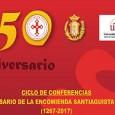 Con motivo del 750º Aniversario de la Encomienda Santiaguista de Estepa se desarrollará un Ciclo de Conferencias en el Edificio Alcalde Niño Anselmo durante varios días a las 19:00.