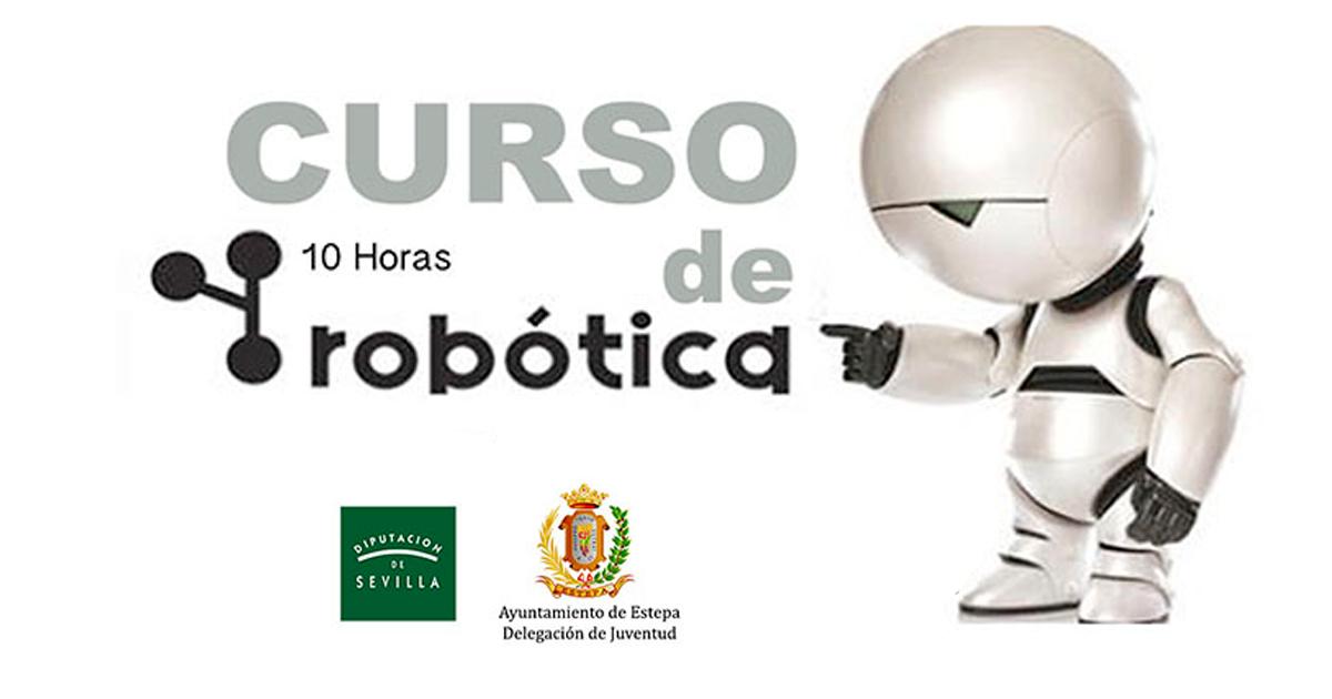 Curso de Robótica en Estepa