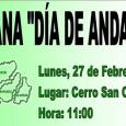 Con motivo de la celebración del Día de Andalucía, el lunes 27 de  febrero, el Ayuntamiento de Estepa organiza una Gymkana en el Cerro de San Cristóbal