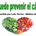 Charla informativa sobre prevención del cáncer en Estepa