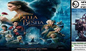 Cine en Estepa: «La Bella y la Bestia»