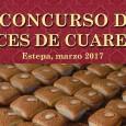 La Delegación de Turismo del Ayuntamiento de Estepa organizará el próximo 22 de marzo el V Concurso de Dulces Típicos de Cuaresma de la localidad.